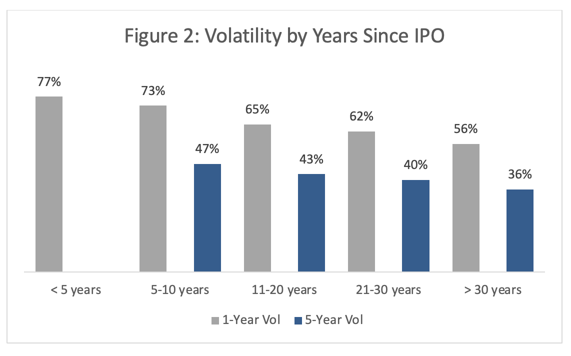 Private Company Volatility 2
