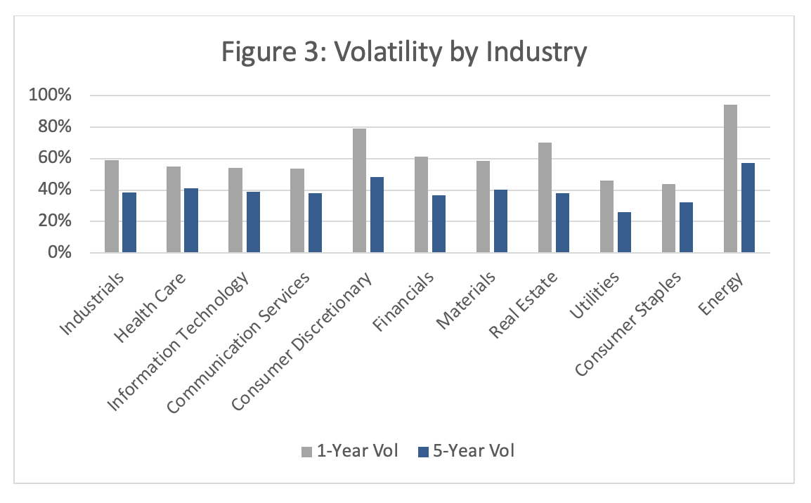 Private Company Volatility 3